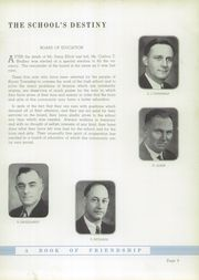 Page 13, 1938 Edition, Bloom High School - Bloom Yearbook (Chicago Heights, IL) online yearbook collection