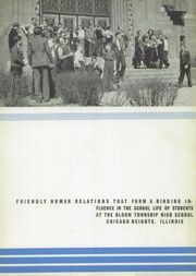 Page 7, 1938 Edition, Bloom High School - Bloom Yearbook (Chicago Heights, IL) online yearbook collection