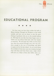 Page 17, 1939 Edition, Bloom High School - Bloom Yearbook (Chicago Heights, IL) online yearbook collection