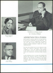 Page 16, 1940 Edition, Bloom High School - Bloom Yearbook (Chicago Heights, IL) online yearbook collection