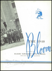 Page 7, 1940 Edition, Bloom High School - Bloom Yearbook (Chicago Heights, IL) online yearbook collection