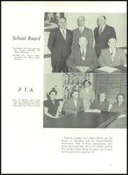 Page 17, 1951 Edition, Bloom High School - Bloom Yearbook (Chicago Heights, IL) online yearbook collection