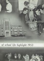 Page 11, 1953 Edition, Bloom High School - Bloom Yearbook (Chicago Heights, IL) online yearbook collection