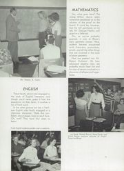 Page 15, 1953 Edition, Bloom High School - Bloom Yearbook (Chicago Heights, IL) online yearbook collection