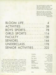 Page 7, 1959 Edition, Bloom High School - Bloom Yearbook (Chicago Heights, IL) online yearbook collection