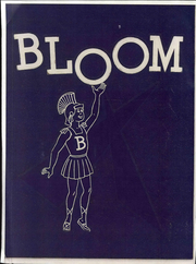 Page 1, 1962 Edition, Bloom High School - Bloom Yearbook (Chicago Heights, IL) online yearbook collection
