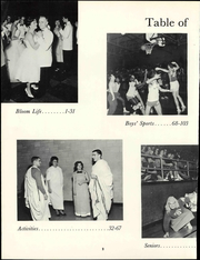 Page 8, 1962 Edition, Bloom High School - Bloom Yearbook (Chicago Heights, IL) online yearbook collection