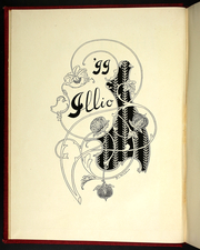 Page 6, 1899 Edition, University of Illinois - Illio Yearbook (Urbana Champaign, IL) online yearbook collection