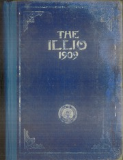 Page 1, 1909 Edition, University of Illinois - Illio Yearbook (Urbana Champaign, IL) online yearbook collection