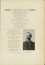Page 17, 1909 Edition, University of Illinois - Illio Yearbook (Urbana Champaign, IL) online yearbook collection