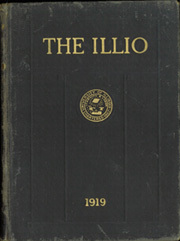 1919 Edition, University of Illinois - Illio Yearbook (Urbana Champaign, IL)