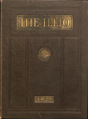 Page 1, 1927 Edition, University of Illinois - Illio Yearbook (Urbana Champaign, IL) online yearbook collection