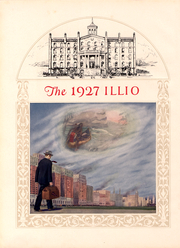 Page 7, 1927 Edition, University of Illinois - Illio Yearbook (Urbana Champaign, IL) online yearbook collection