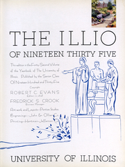 Page 6, 1935 Edition, University of Illinois - Illio Yearbook (Urbana Champaign, IL) online yearbook collection