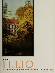 Page 9, 1936 Edition, University of Illinois - Illio Yearbook (Urbana Champaign, IL) online yearbook collection