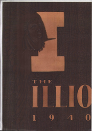 University of Illinois - Illio Yearbook (Urbana Champaign, IL) online yearbook collection, 1940 Edition, Page 1