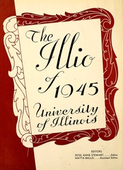 Page 6, 1945 Edition, University of Illinois - Illio Yearbook (Urbana Champaign, IL) online yearbook collection
