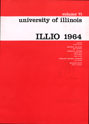 Page 4, 1964 Edition, University of Illinois - Illio Yearbook (Urbana Champaign, IL) online yearbook collection