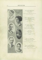 Page 16, 1921 Edition, Galesburg High School - Reflector Yearbook (Galesburg, IL) online yearbook collection