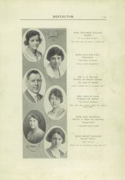 Page 17, 1921 Edition, Galesburg High School - Reflector Yearbook (Galesburg, IL) online yearbook collection