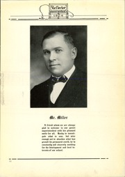 Page 13, 1924 Edition, Galesburg High School - Reflector Yearbook (Galesburg, IL) online yearbook collection