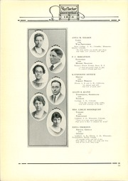 Page 16, 1924 Edition, Galesburg High School - Reflector Yearbook (Galesburg, IL) online yearbook collection