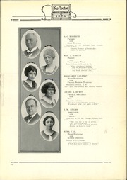Page 17, 1924 Edition, Galesburg High School - Reflector Yearbook (Galesburg, IL) online yearbook collection
