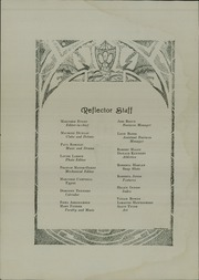 Page 8, 1929 Edition, Galesburg High School - Reflector Yearbook (Galesburg, IL) online yearbook collection