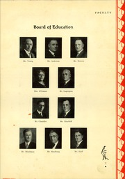 Page 17, 1932 Edition, Galesburg High School - Reflector Yearbook (Galesburg, IL) online yearbook collection