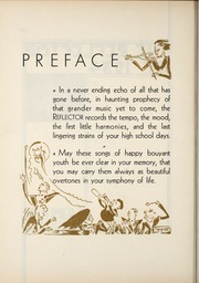 Page 8, 1934 Edition, Galesburg High School - Reflector Yearbook (Galesburg, IL) online yearbook collection