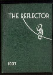 Page 1, 1937 Edition, Galesburg High School - Reflector Yearbook (Galesburg, IL) online yearbook collection