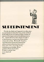 Page 13, 1937 Edition, Galesburg High School - Reflector Yearbook (Galesburg, IL) online yearbook collection