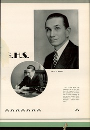 Page 15, 1937 Edition, Galesburg High School - Reflector Yearbook (Galesburg, IL) online yearbook collection