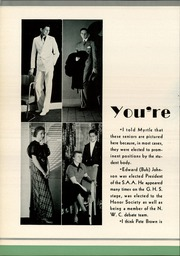 Page 16, 1937 Edition, Galesburg High School - Reflector Yearbook (Galesburg, IL) online yearbook collection