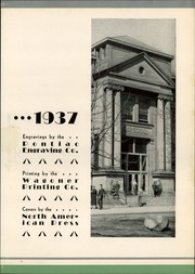 Page 7, 1937 Edition, Galesburg High School - Reflector Yearbook (Galesburg, IL) online yearbook collection