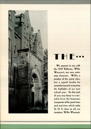 Page 8, 1937 Edition, Galesburg High School - Reflector Yearbook (Galesburg, IL) online yearbook collection