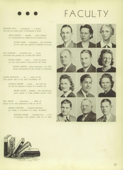 Page 17, 1942 Edition, Galesburg High School - Reflector Yearbook (Galesburg, IL) online yearbook collection