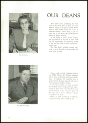 Page 16, 1947 Edition, Galesburg High School - Reflector Yearbook (Galesburg, IL) online yearbook collection