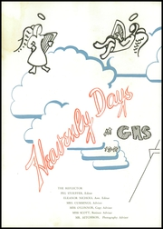 Page 6, 1947 Edition, Galesburg High School - Reflector Yearbook (Galesburg, IL) online yearbook collection