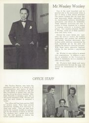 Page 15, 1951 Edition, Galesburg High School - Reflector Yearbook (Galesburg, IL) online yearbook collection