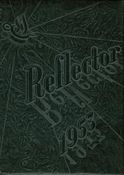 1953 Edition, Galesburg High School - Reflector Yearbook (Galesburg, IL)