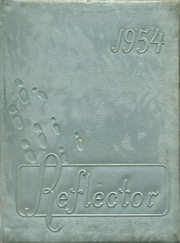 1954 Edition, Galesburg High School - Reflector Yearbook (Galesburg, IL)