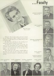 Page 16, 1954 Edition, Galesburg High School - Reflector Yearbook (Galesburg, IL) online yearbook collection
