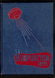 1955 Edition, Galesburg High School - Reflector Yearbook (Galesburg, IL)