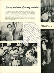 Page 10, 1955 Edition, Galesburg High School - Reflector Yearbook (Galesburg, IL) online yearbook collection