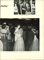 Page 17, 1955 Edition, Galesburg High School - Reflector Yearbook (Galesburg, IL) online yearbook collection