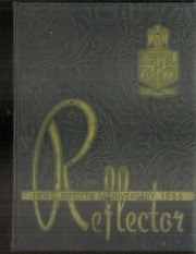 1956 Edition, Galesburg High School - Reflector Yearbook (Galesburg, IL)