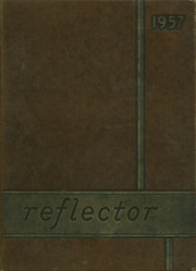 1957 Edition, Galesburg High School - Reflector Yearbook (Galesburg, IL)