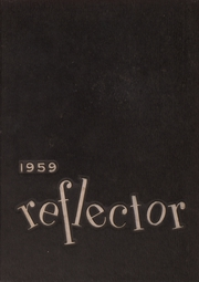 Page 1, 1959 Edition, Galesburg High School - Reflector Yearbook (Galesburg, IL) online yearbook collection