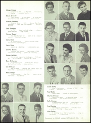 Page 19, 1959 Edition, Galesburg High School - Reflector Yearbook (Galesburg, IL) online yearbook collection